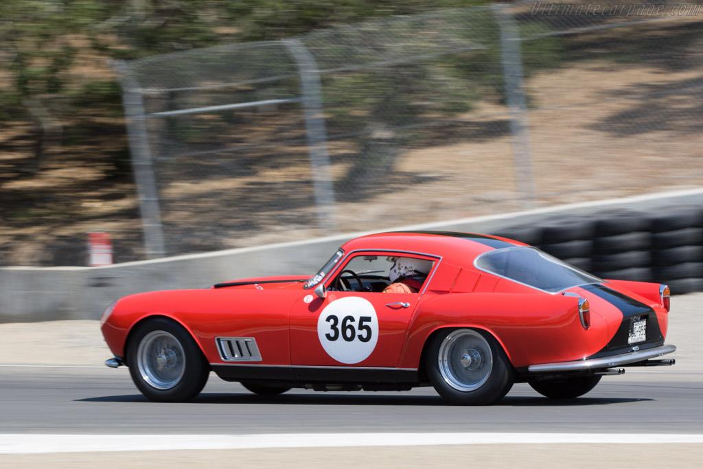 Ferrari 250 GT TdF Scaglietti '3-Louvre' Coupe - Chassis: 0881GT   - 2008 Monterey Historic Automobile Races