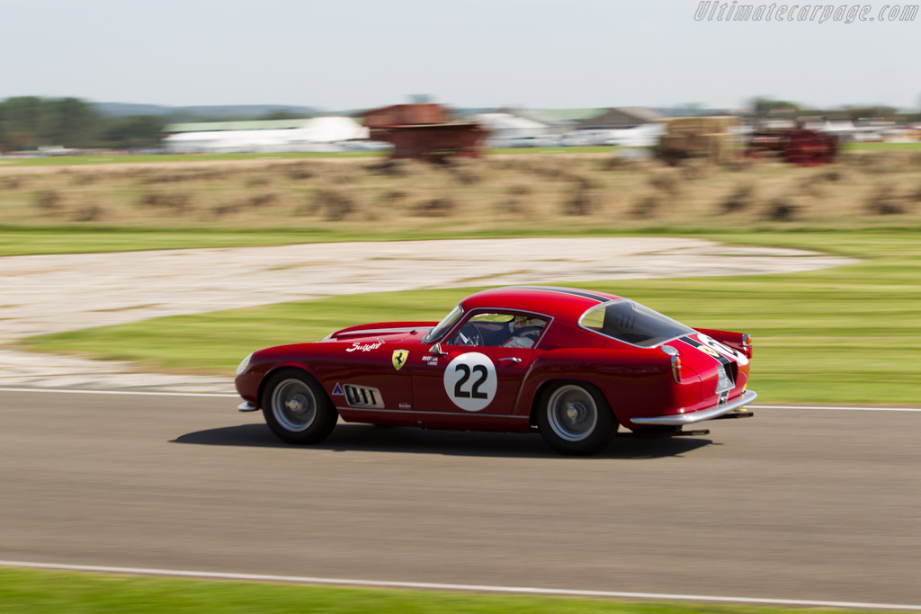 Ferrari 250 GT TdF Scaglietti '3-Louvre' Coupe - Chassis: 0773GT  - 2013 Goodwood Revival