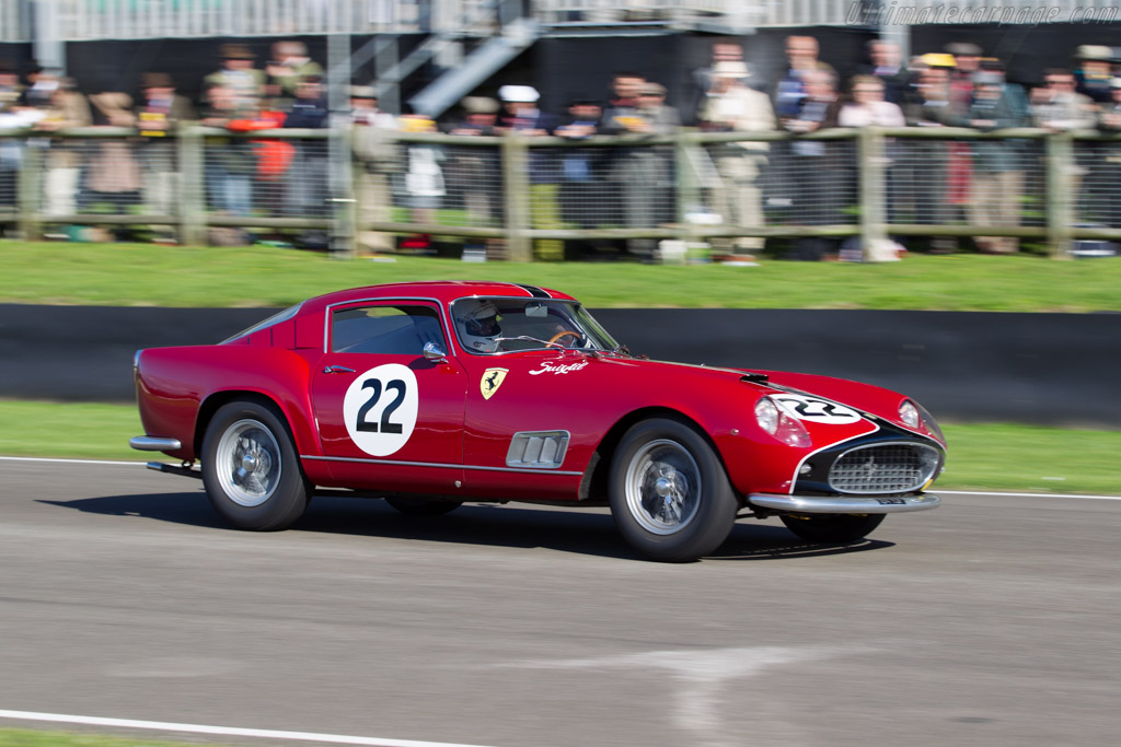 Ferrari 250 GT TdF Scaglietti '3-Louvre' Coupe - Chassis: 0773GT   - 2015 Goodwood Revival