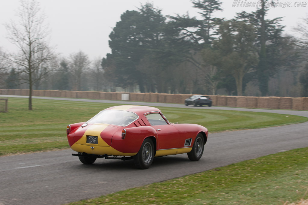 Ferrari 250 GT TdF Scaglietti '3-Louvre' Coupe - Chassis: 0763GT   - 2012 Goodwood Preview