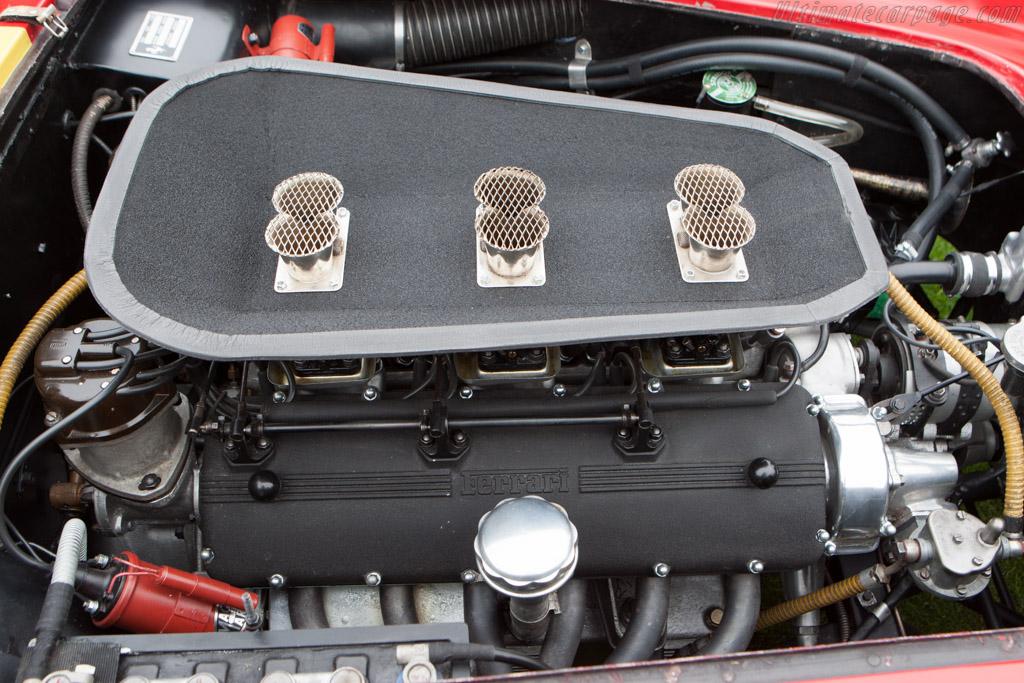 Ferrari 250 GT TdF Scaglietti '3-Louvre' Coupe - Chassis: 0763GT   - 2012 Pebble Beach Concours d'Elegance