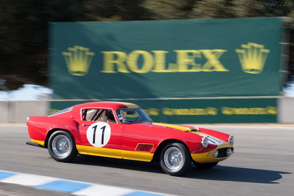 Ferrari 250 GT TdF Scaglietti '1 Louvre' Coupe - Chassis: 1321GT   - 2012 Monterey Motorsports Reunion