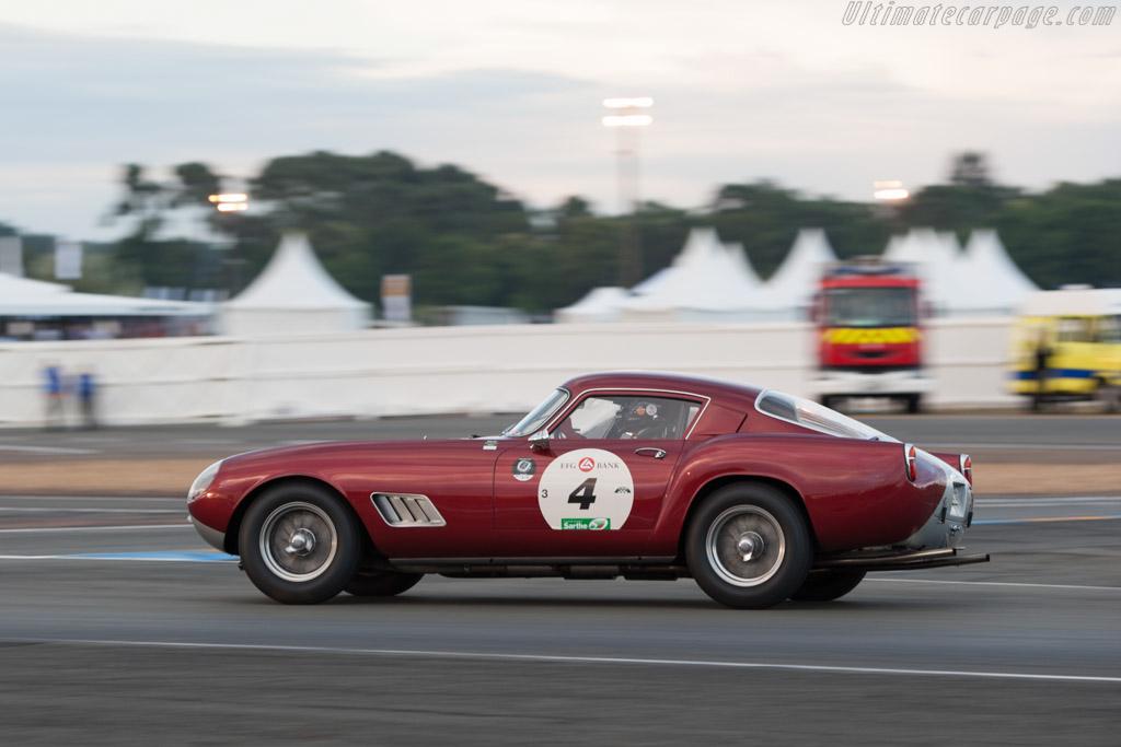 Ferrari 250 GT TdF Scaglietti '1 Louvre' Coupe - Chassis: 1139GT  - 2012 Le Mans Classic