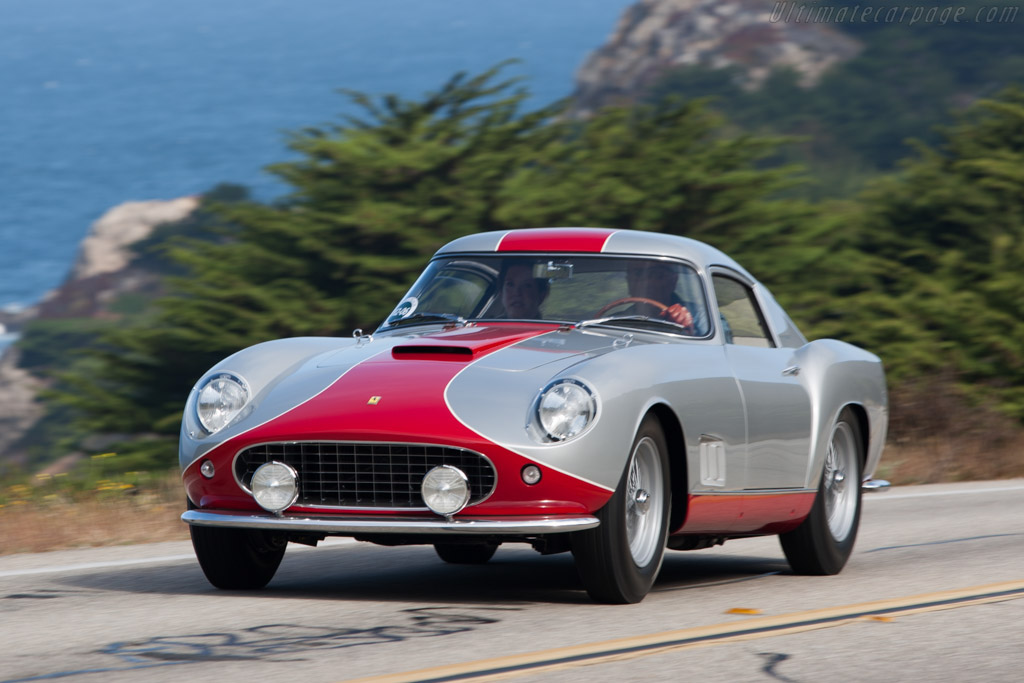 Ferrari 250 GT TdF Scaglietti '1 Louvre' Coupe - Chassis: 0903GT   - 2012 Pebble Beach Concours d'Elegance