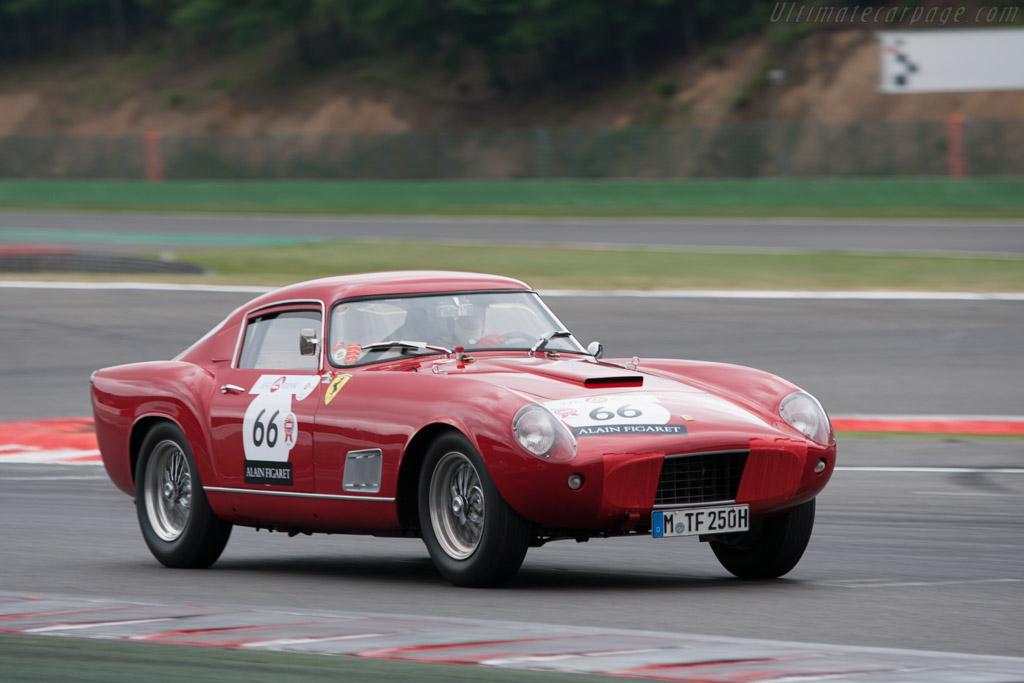 Ferrari 250 GT TdF Scaglietti '1 Louvre' Coupe - Chassis: 0897GT   - 2011 Spa Classic