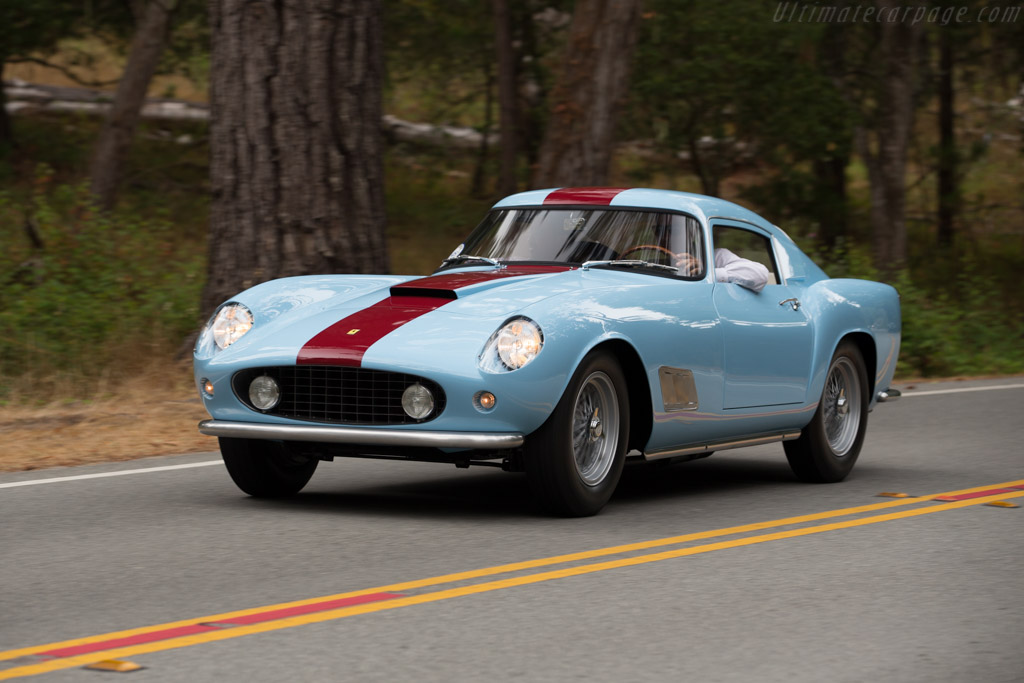 Ferrari 250 GT TdF Scaglietti '1 Louvre' Coupe - Chassis: 1031GT   - 2016 Pebble Beach Concours d'Elegance