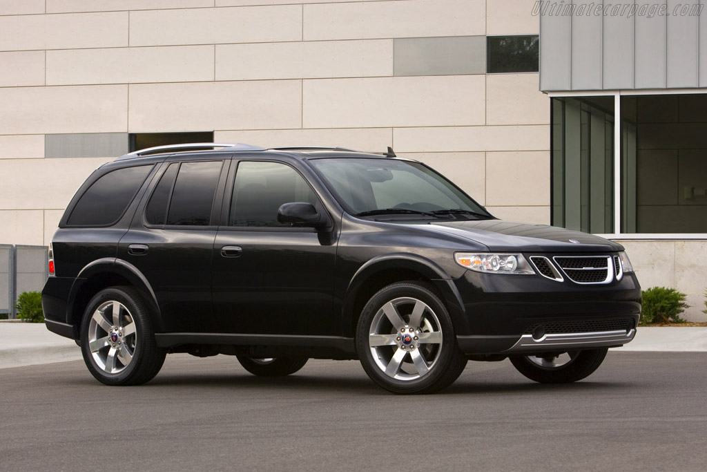 Click here to open the Saab 9-7X Aero gallery