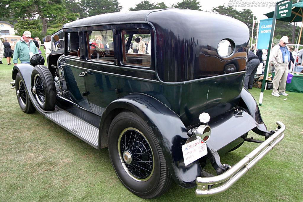 Duesenberg Model X Locke Sedan - Chassis: ?   - 2005 Pebble Beach Concours d'Elegance