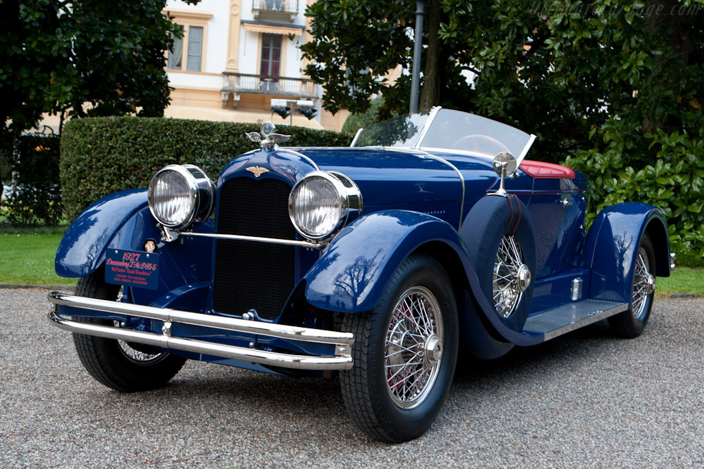 Click here to open the Duesenberg Model X McFarlan Boat Roadster gallery