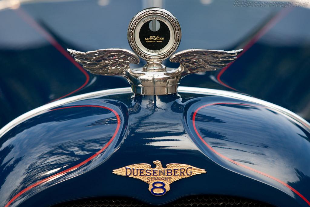 Duesenberg Model X McFarlan Boat Roadster - Chassis: D 96 E  - 2010 Concorso d'Eleganza Villa d'Este
