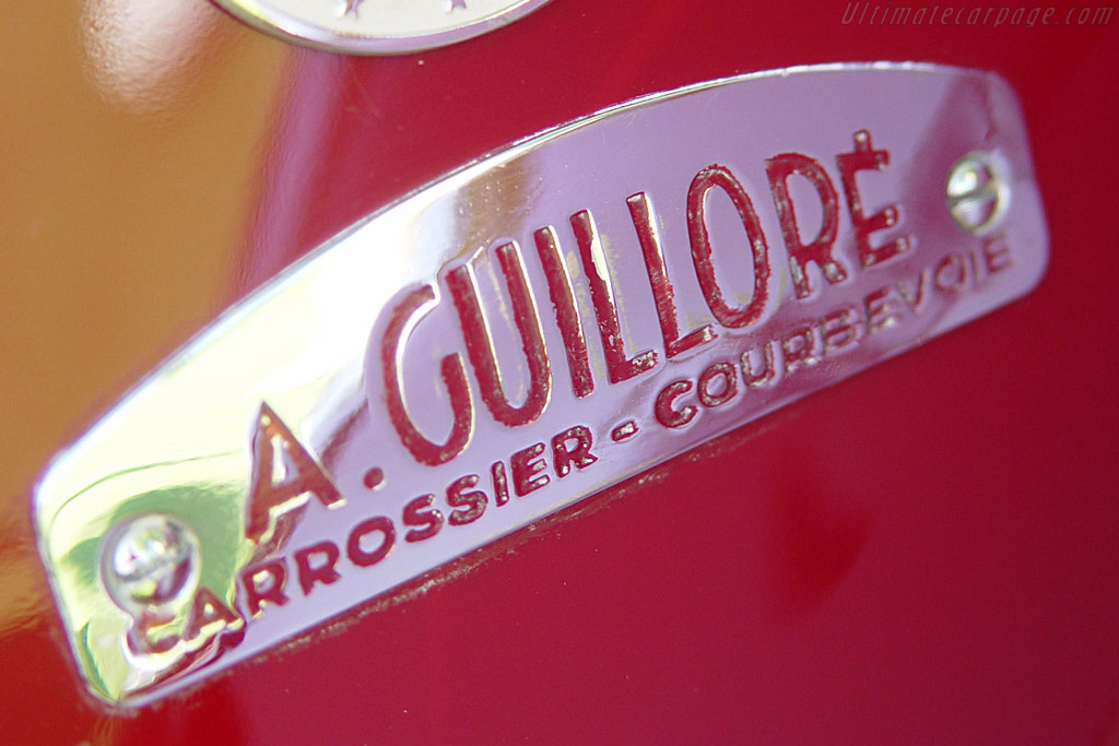 Delahaye 135 MS Guilloré Cabriolet - Chassis: 800388   - 2004 Meadow Brook Concours d'Elegance
