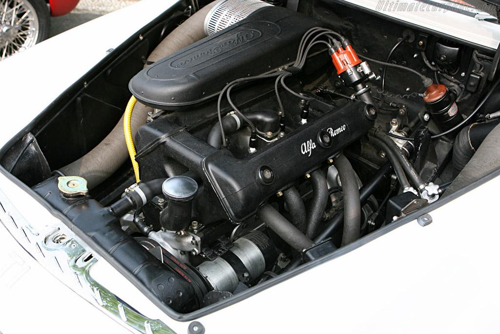 Alfa Romeo 1900 TI Pinin Farina Coupe - Chassis: ?   - 2007 Concorso d'Eleganza Villa d'Este