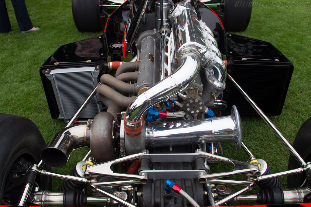 McLaren M16C/D Offenhauser - Chassis: M16C/6   - 2016 The Quail, a Motorsports Gathering