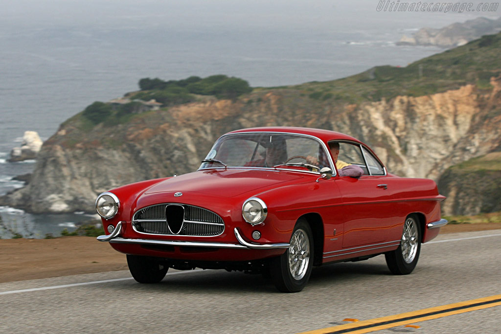 Click here to open the Alfa Romeo 1900 SS Ghia Coupe gallery