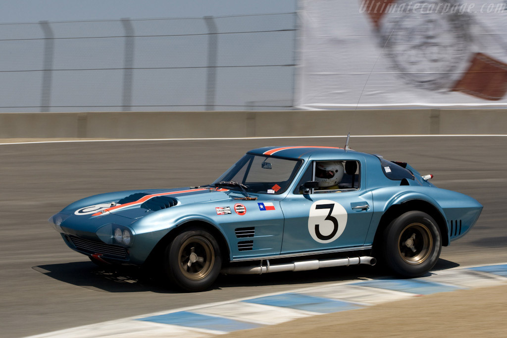 Chevrolet Corvette Grand Sport Coupe - Chassis: 004   - 2008 Monterey Historic Automobile Races