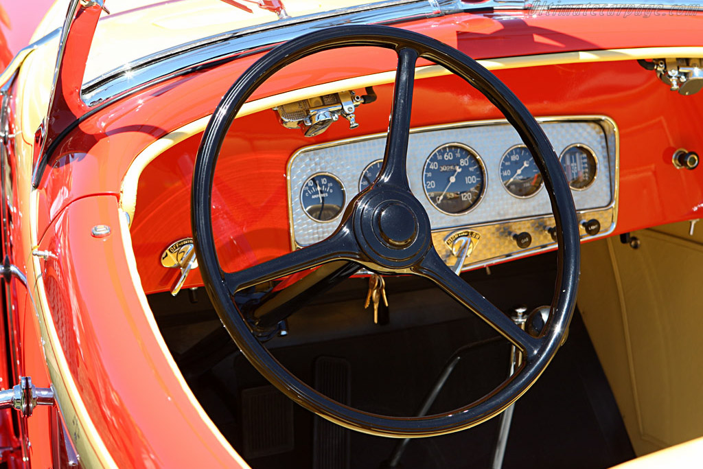 Auburn 12-161A Speedster - Chassis: 2119E   - 2007 Pebble Beach Concours d'Elegance