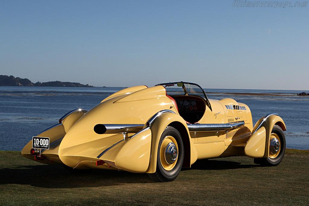 Duesenberg SJ 'Mormon Meteor' Special - Chassis: J-557   - 2007 Pebble Beach Concours d'Elegance