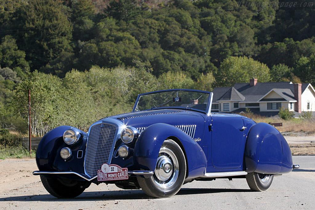 1937 1939 Alfa Romeo 8c 2900b Stabilimenti Farina