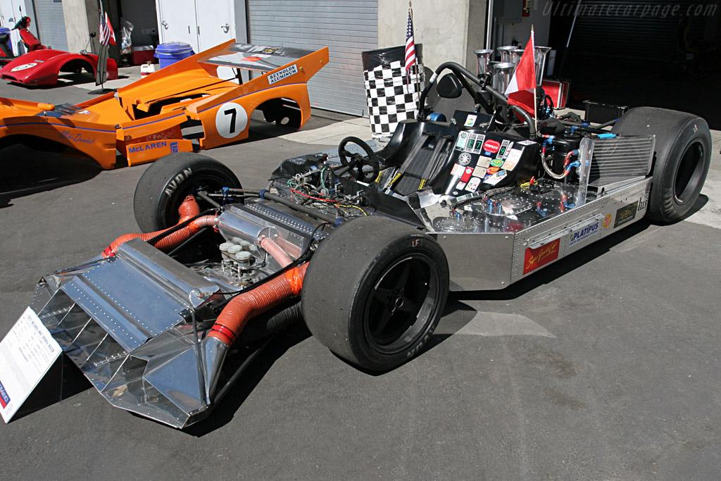McLaren M8FP Chevrolet - Chassis: 10-72   - 2007 Monterey Historic Automobile Races