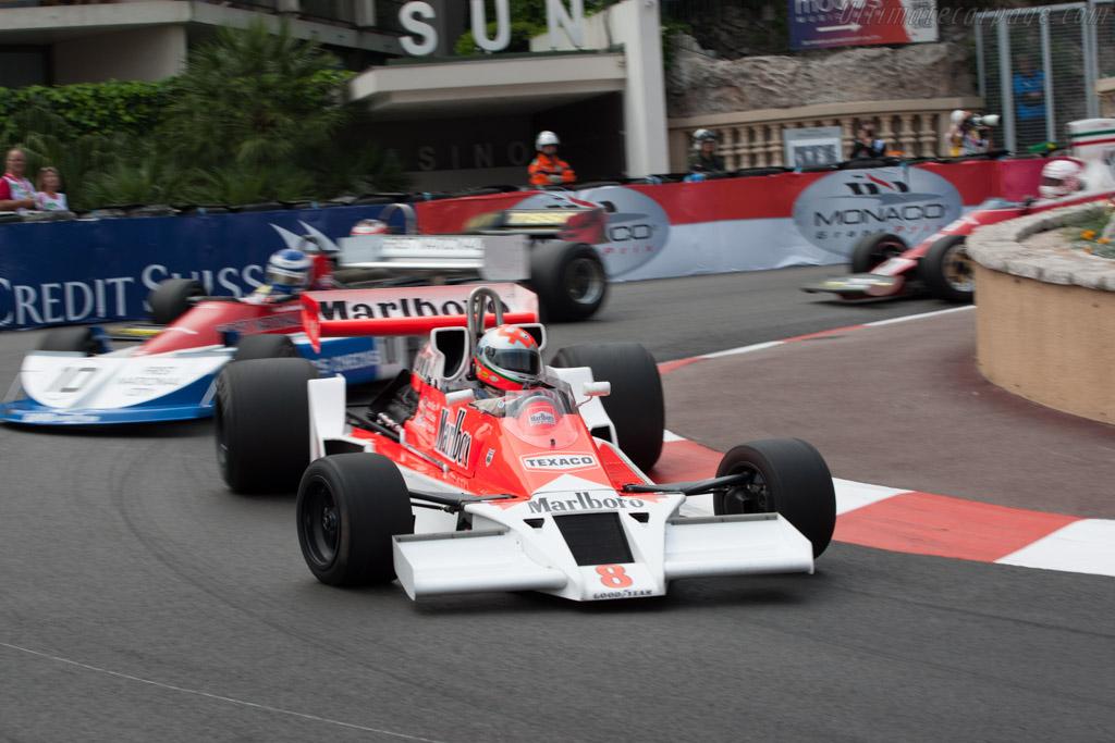 McLaren M26 Cosworth - Chassis: M26-5   - 2010 Monaco Historic Grand Prix