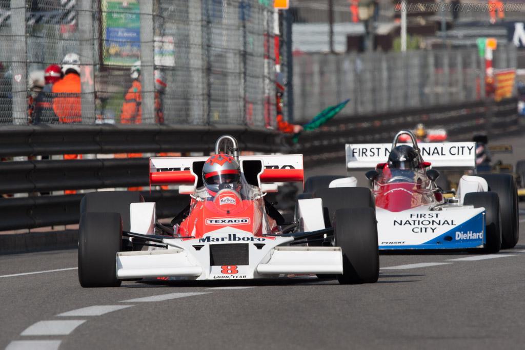 McLaren M26 Cosworth - Chassis: M26-5   - 2012 Monaco Historic Grand Prix