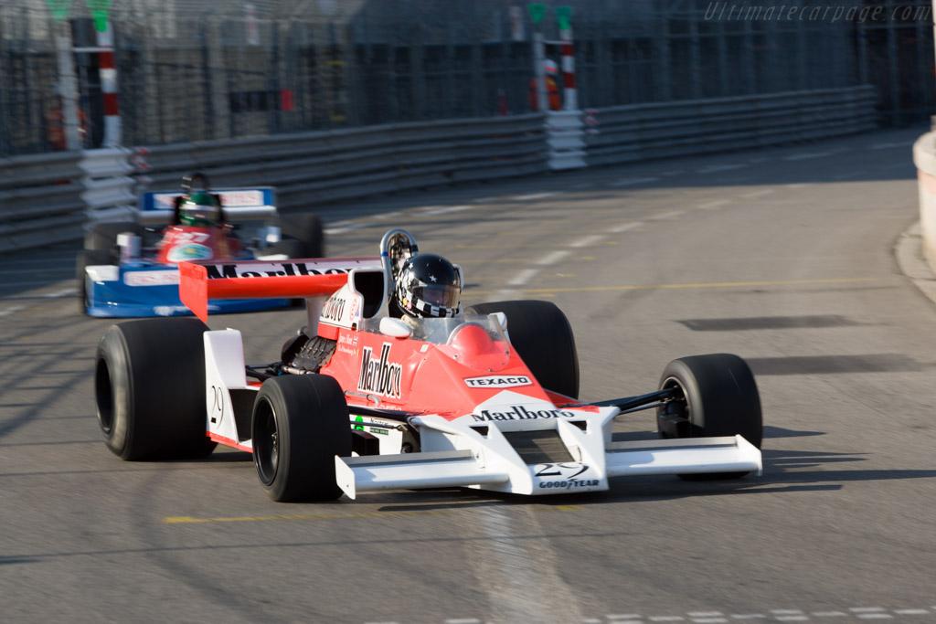 McLaren M26 Cosworth - Chassis: M26-4   - 2008 Monaco Historic Grand Prix