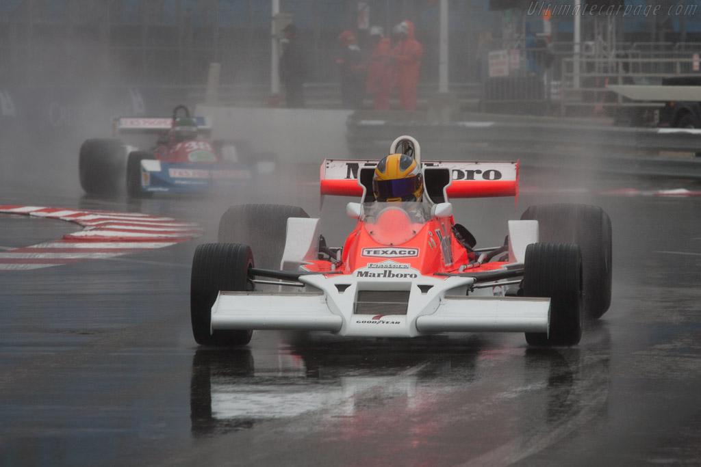 McLaren M26 Cosworth - Chassis: M26-4  - 2012 Monaco Historic Grand Prix