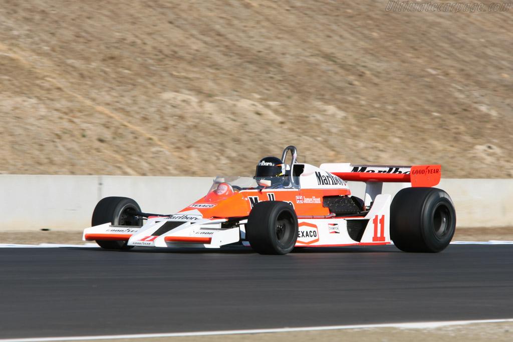 McLaren M26 Cosworth - Chassis: M26-3   - 2006 Monterey Historic Automobile Races