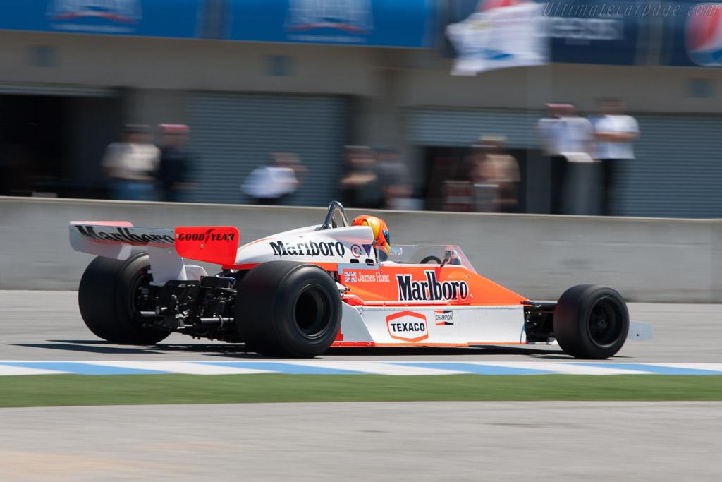 McLaren M26 Cosworth - Chassis: M26-3   - 2011 Monterey Motorsports Reunion