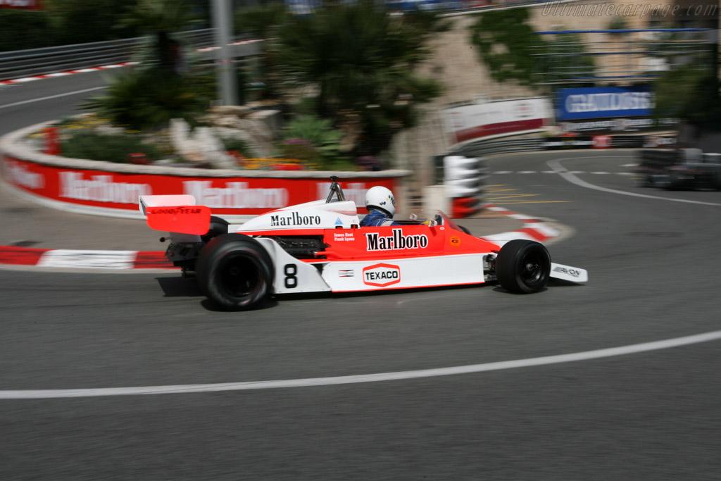 McLaren M26 Cosworth - Chassis: M26-1   - 2006 Monaco Historic Grand Prix