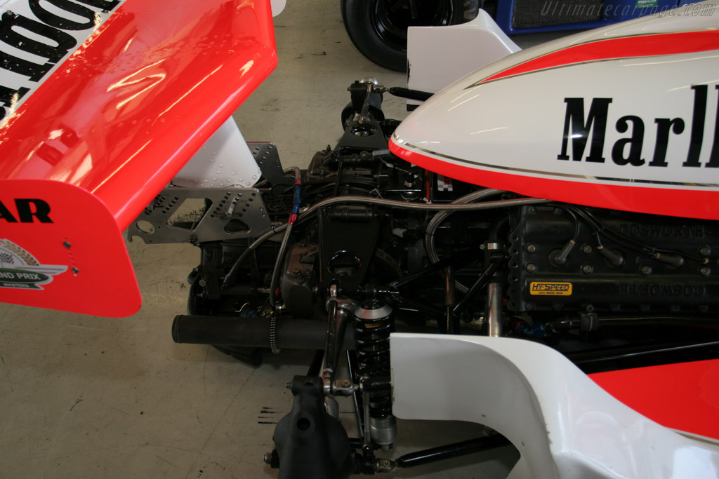 McLaren M26 Cosworth - Chassis: M26-1   - 2006 Silverstone Classic