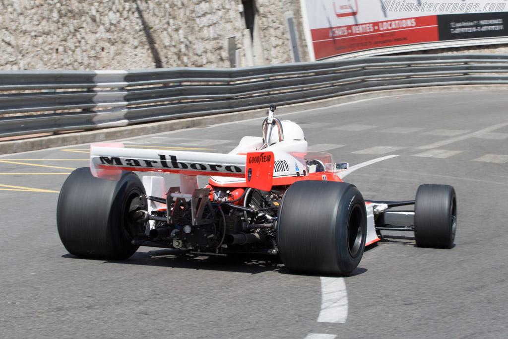 McLaren M26 Cosworth - Chassis: M26-1   - 2008 Monaco Historic Grand Prix