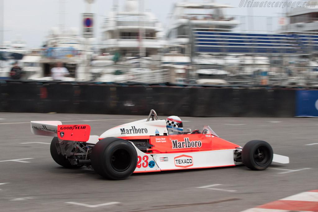 McLaren M26 Cosworth - Chassis: M26-1   - 2010 Monaco Historic Grand Prix