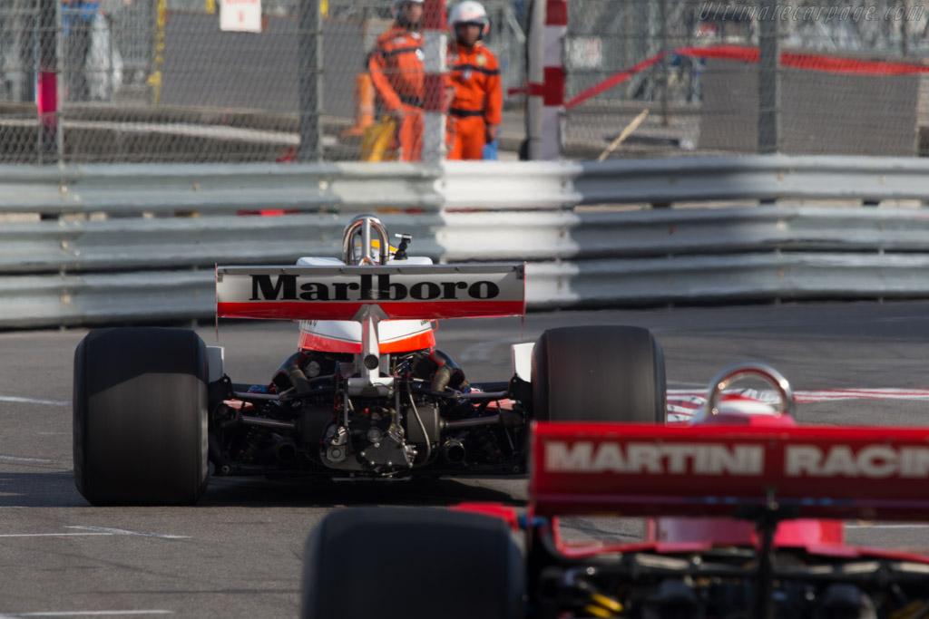 McLaren M26 Cosworth - Chassis: M26-4   - 2014 Monaco Historic Grand Prix