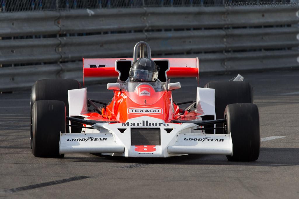 McLaren M26 Cosworth - Chassis: M26-1  - 2014 Monaco Historic Grand Prix