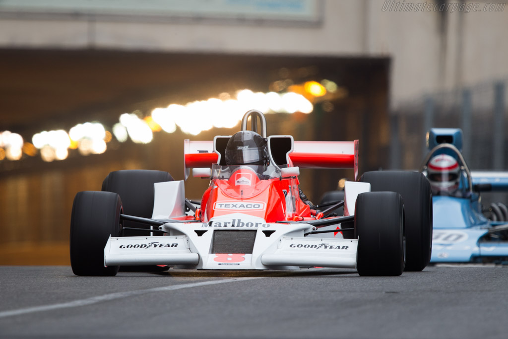 McLaren M26 Cosworth - Chassis: M26-1   - 2014 Monaco Historic Grand Prix