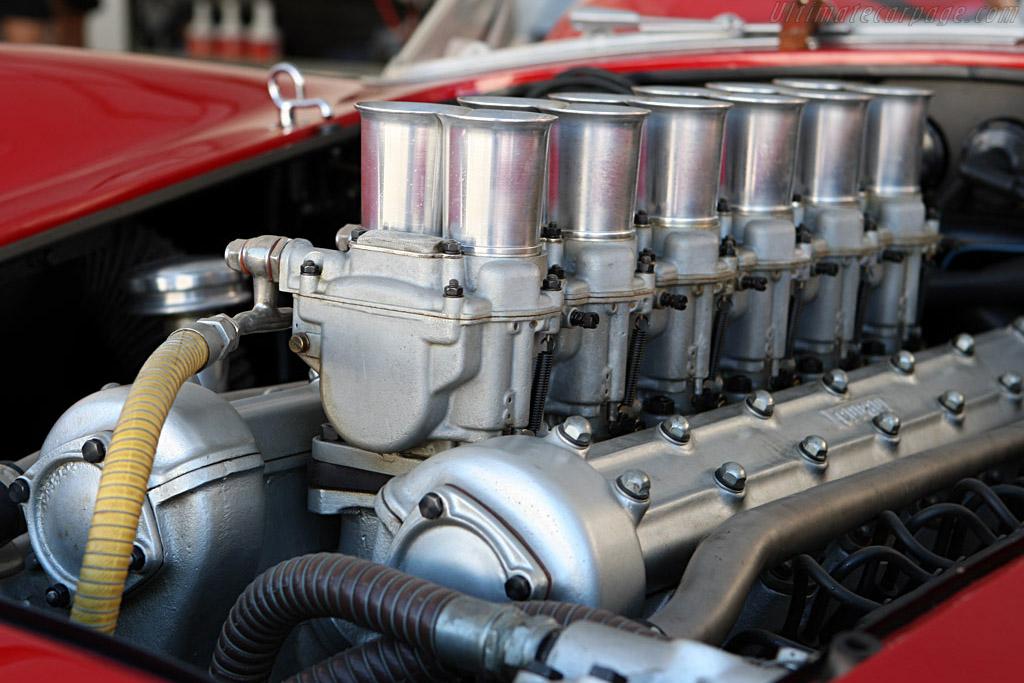 Ferrari 412 S Scaglietti Spyder - Chassis: 0744   - 2007 Monterey Historic Automobile Races