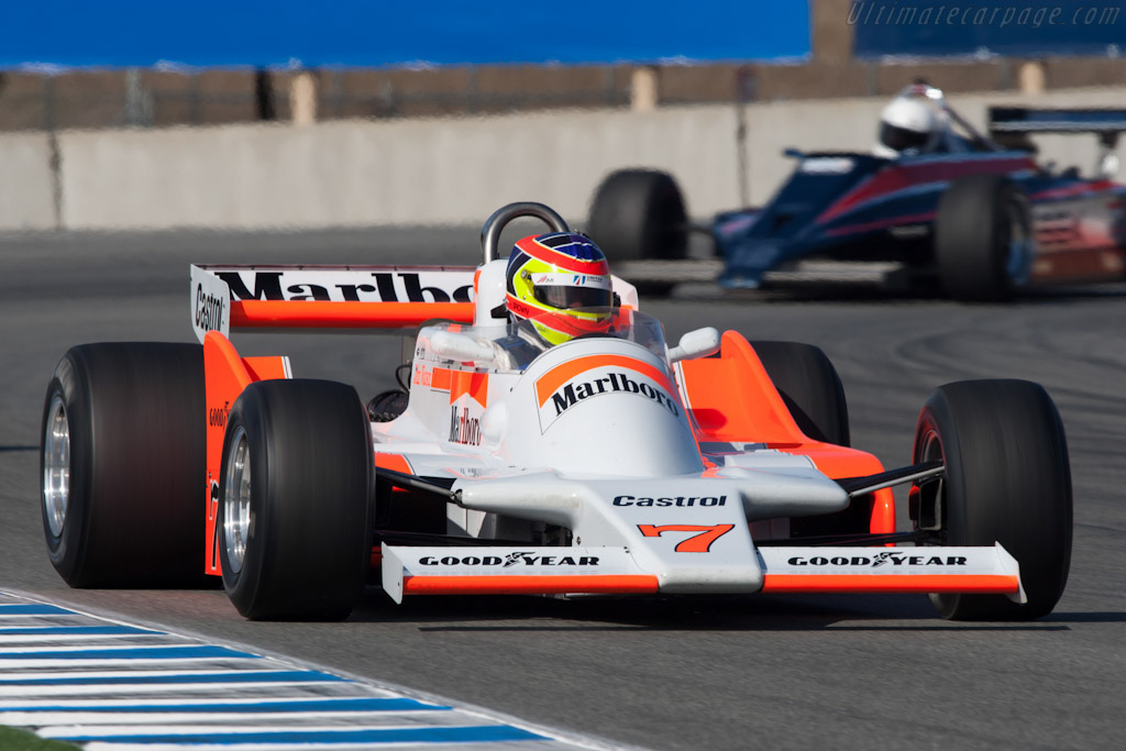 Click here to open the McLaren M28 Cosworth gallery