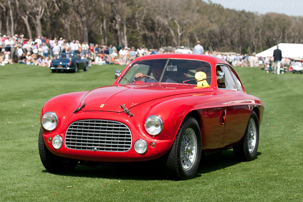 ferrari 166 mm touring le mans berlinetta chassis 0066m 2009 amelia island concours d 39 elegance. Black Bedroom Furniture Sets. Home Design Ideas