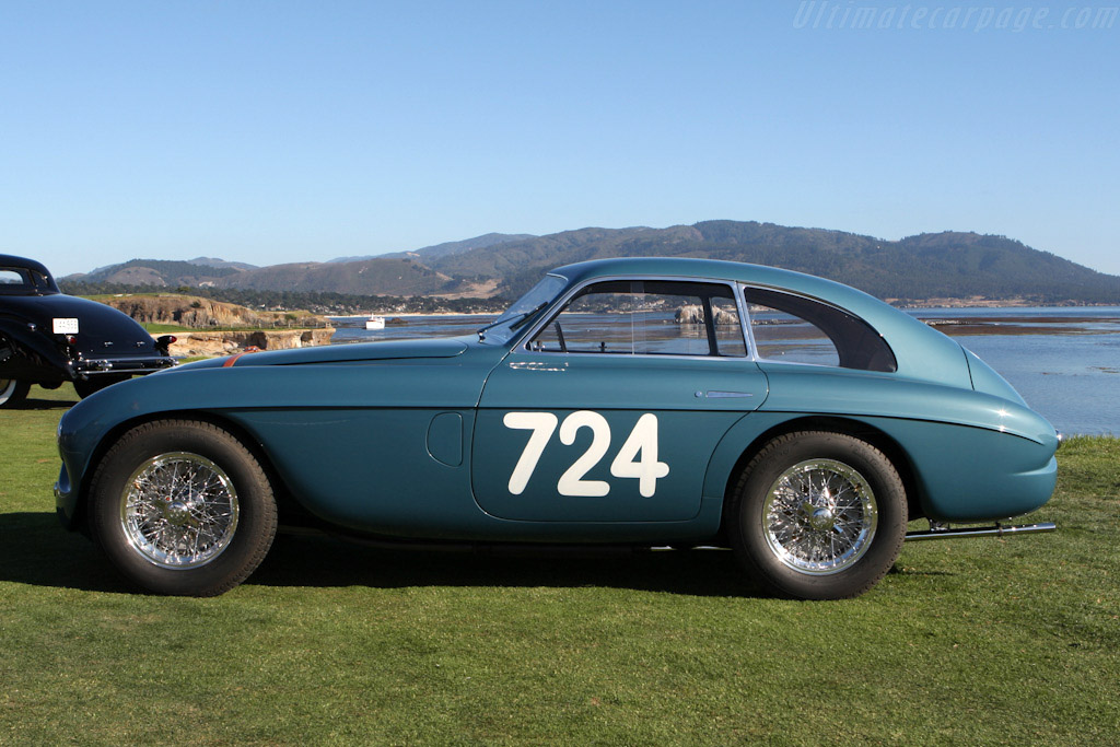 Ferrari 166 Mm Touring Le Mans Berlinetta Chassis 0026m