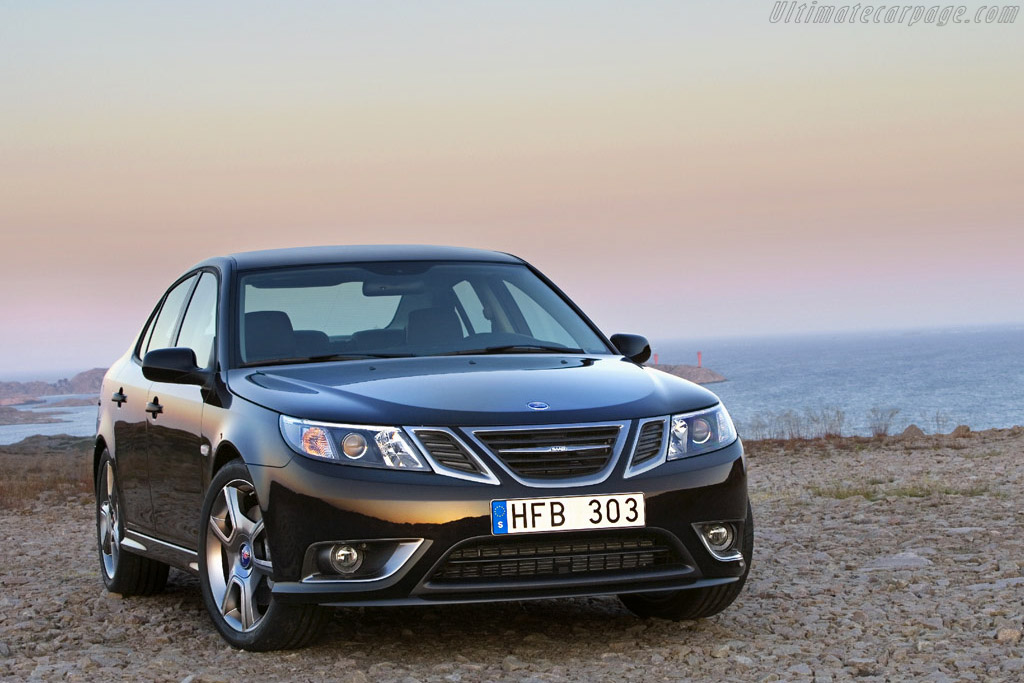 Click here to open the Saab 9-3 Turbo X gallery