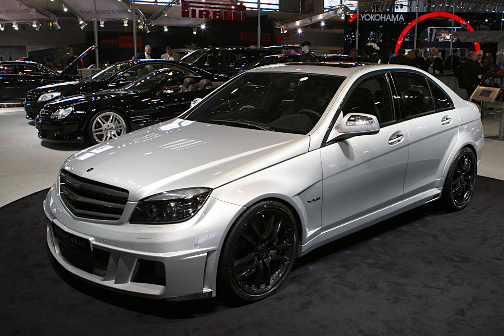 Click here to open the Brabus Bullit gallery