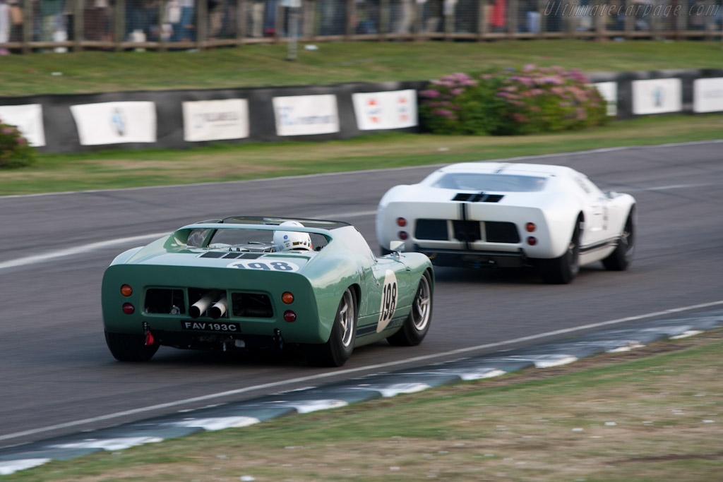 Ford Gt 2018 >> Ford GT Roadster - Chassis: GT/111 - 2009 Goodwood Revival