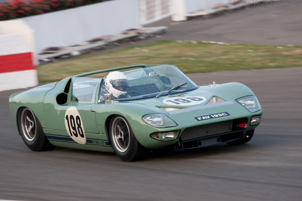 Ford GT Roadster - Chassis: GT/111   - 2009 Goodwood Revival