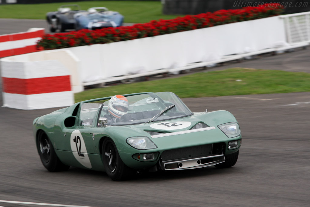 Ford GT Roadster - Chassis: GT/111   - 2007 Goodwood Revival