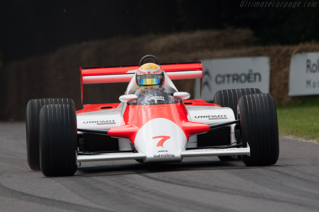 1981 Mclaren Mp4 1 Cosworth Images Specifications And