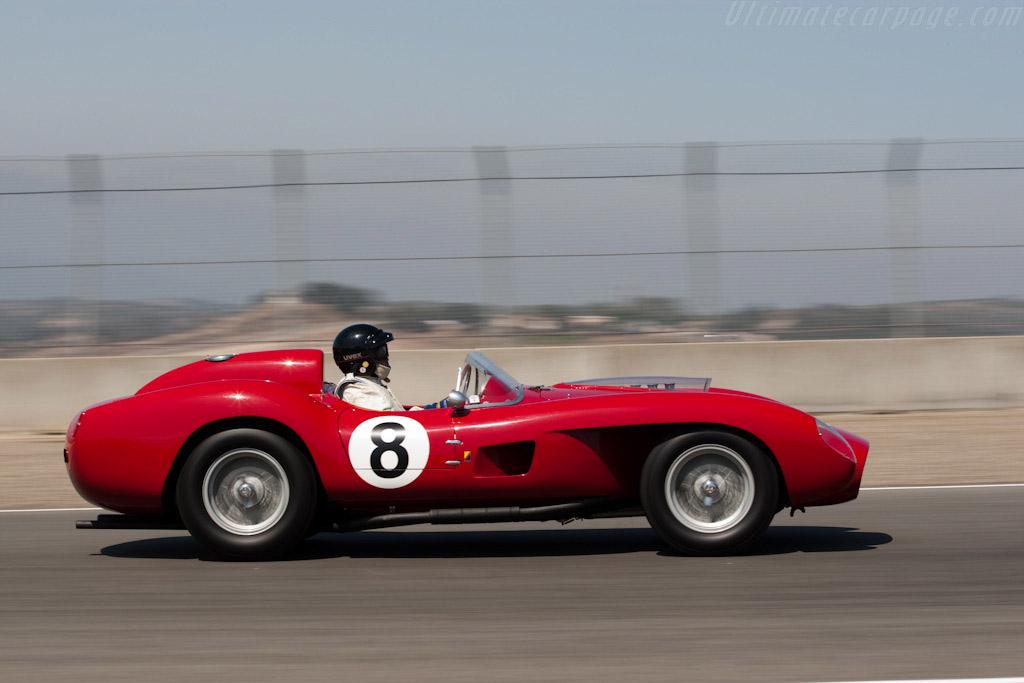 Ferrari 335 S Scaglietti Spyder - Chassis: 0764   - 2009 Monterey Historic Automobile Races