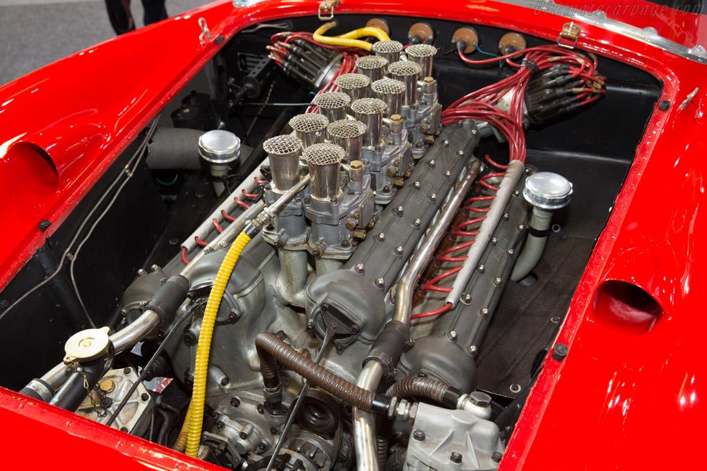 Ferrari 335 S Scaglietti Spyder - Chassis: 0674   - 2016 Retromobile