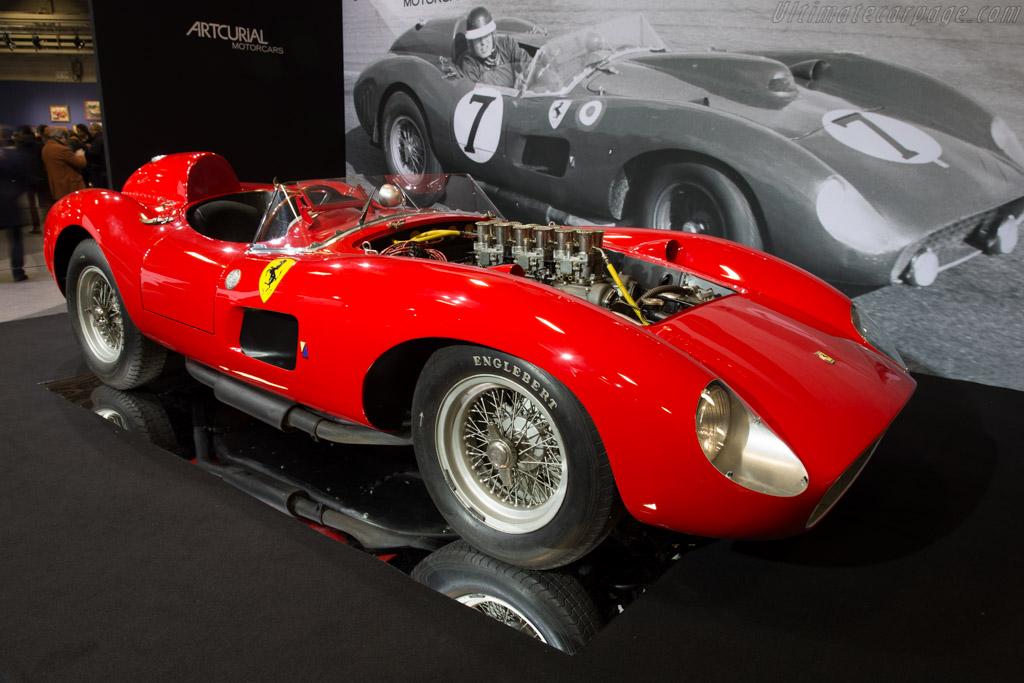 1957 - 1958 Ferrari 335 S Scaglietti Spyder - Images, Specifications
