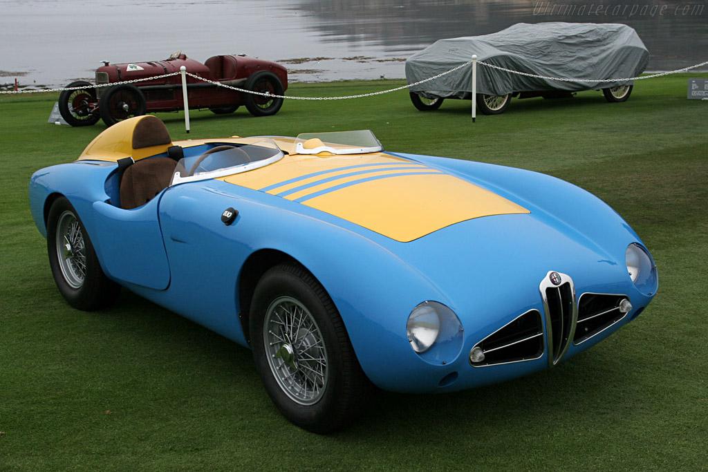 Click here to open the Alfa Romeo 6C 3000 CM Zagato Spider gallery